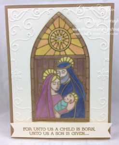 Gentle Peace Stampin' Up!