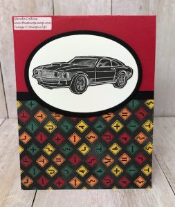 Geared Up Garage Bonus Card #1