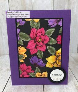 Magnolia Lane Designer Series Paper & Blends