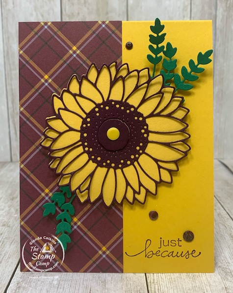 Celebrate Sunflowers Color Challenge!