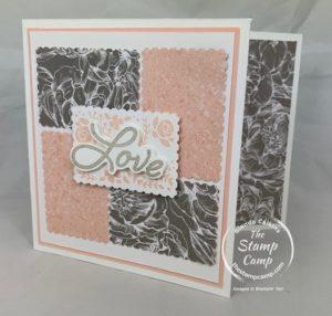 Festive Post Gift Card or Money Holder