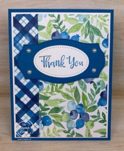 Berry Delightful FREE Sale-a-bration Paper