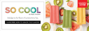 April Paper Pumpkin So Cool for Summer!